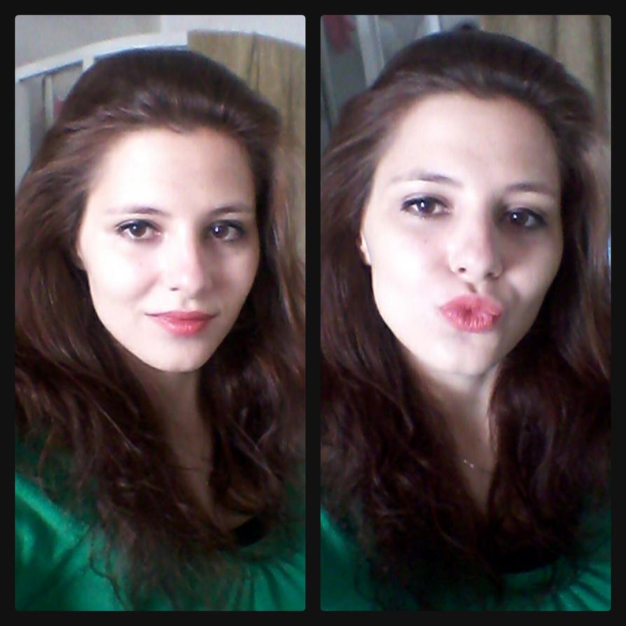 kiss by AloneJane