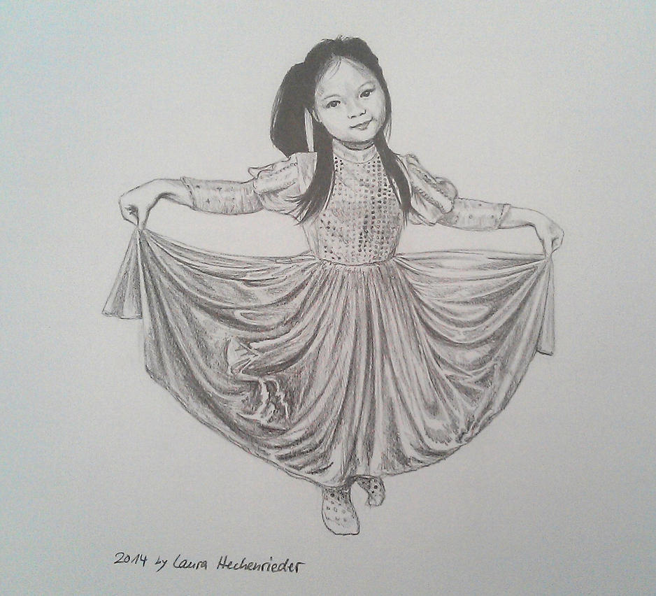 The Chinese Girl by 8th-day