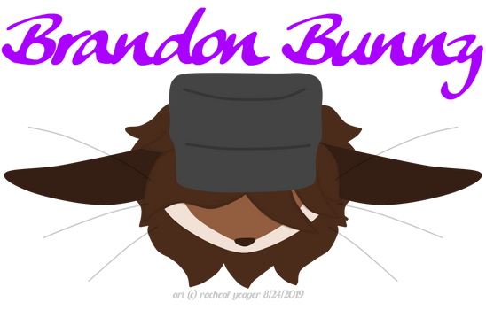 Brandon Bunny Logo