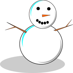 Snowman by M-Jae