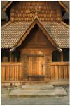 Heddal stave church 2