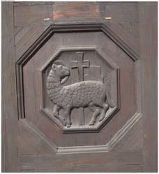 Church door closeup 2
