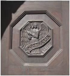 Church door closeup 5
