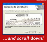 Christianity License Agreement