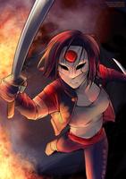 Suicide Squad: Katana by MohawkPirate