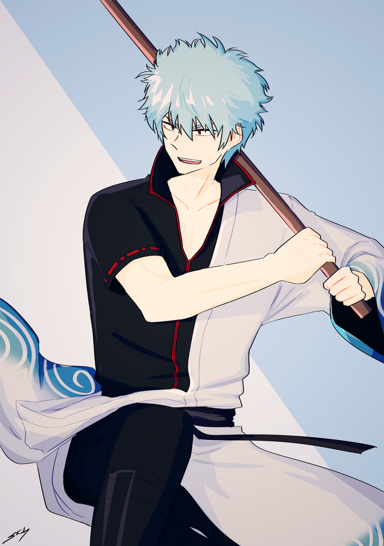Joui 2017: Gintoki by MohawkPirate