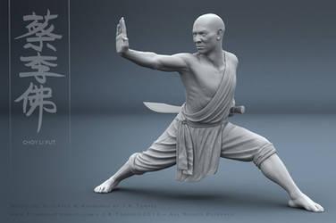 Shaolin: Choy Li Fut