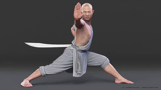 Shaolin: Remastered 001