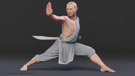 Shaolin: Remastered 002