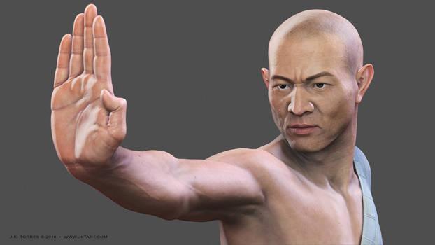 Shaolin: Remastered 008 Close-up