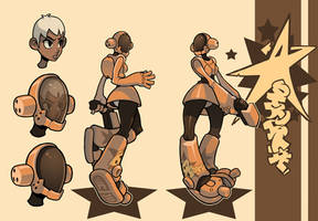 AstroBabe: ReVerb by Lysol-Jones