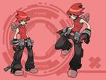 Hiro the cliche RPG hero