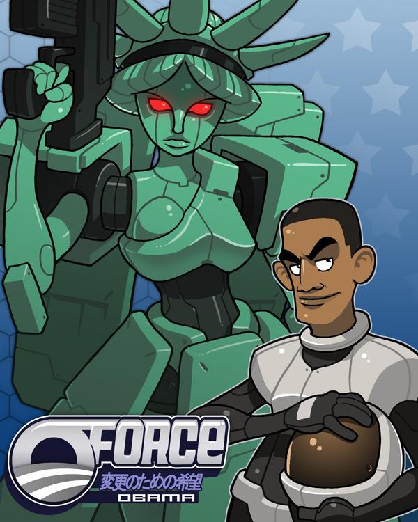 O-Force:Obama