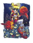 Zombie High by Lysol-Jones