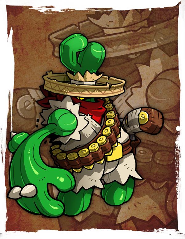 Marvel Vs Capcom Cactus