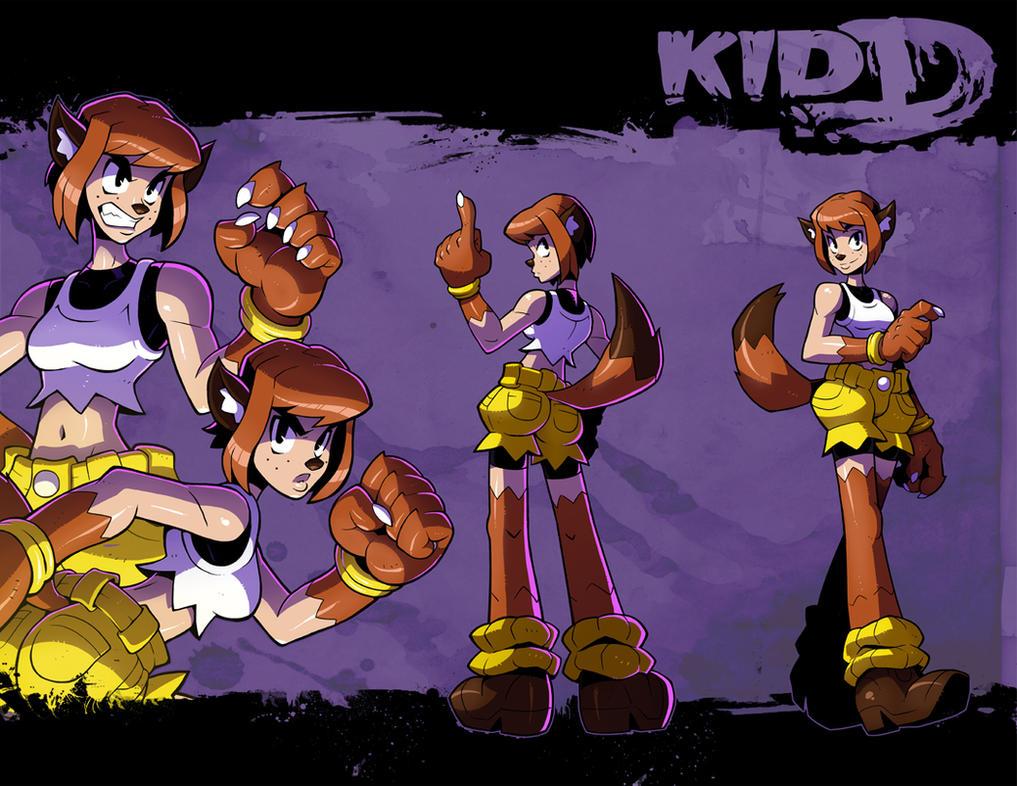 Kid D: Lucy by Lysol-Jones