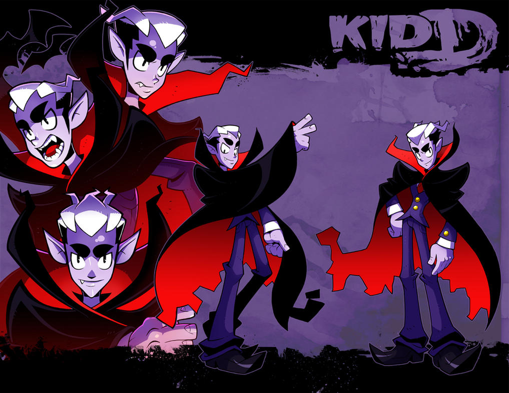 Kid D: D by Lysol-Jones