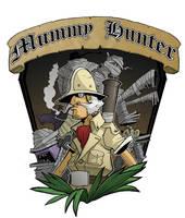 Mummy Hunter by Lysol-Jones