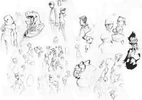 DoodleZ by Lysol-Jones