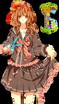 Anime Girl Render
