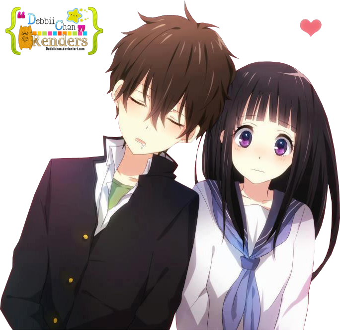 Anime couple by debbiichan on deviantart - Anime couple pictures ...