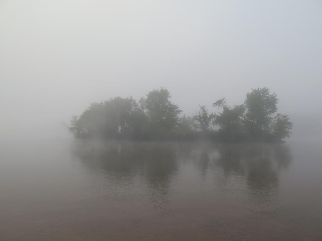 Foggy Island by gimmick5