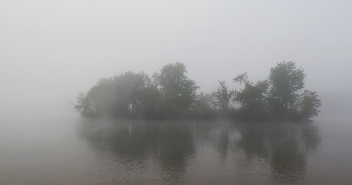 Foggy Island, mk. 2 by gimmick5