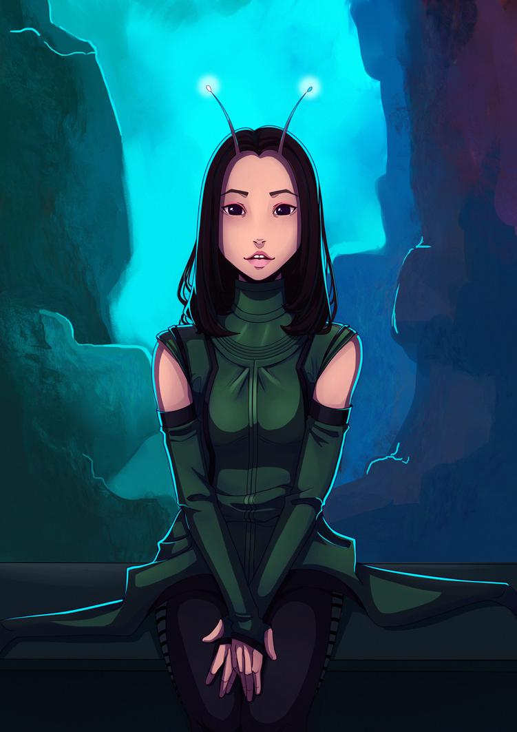 Mantis by InAnOrdinaryWay