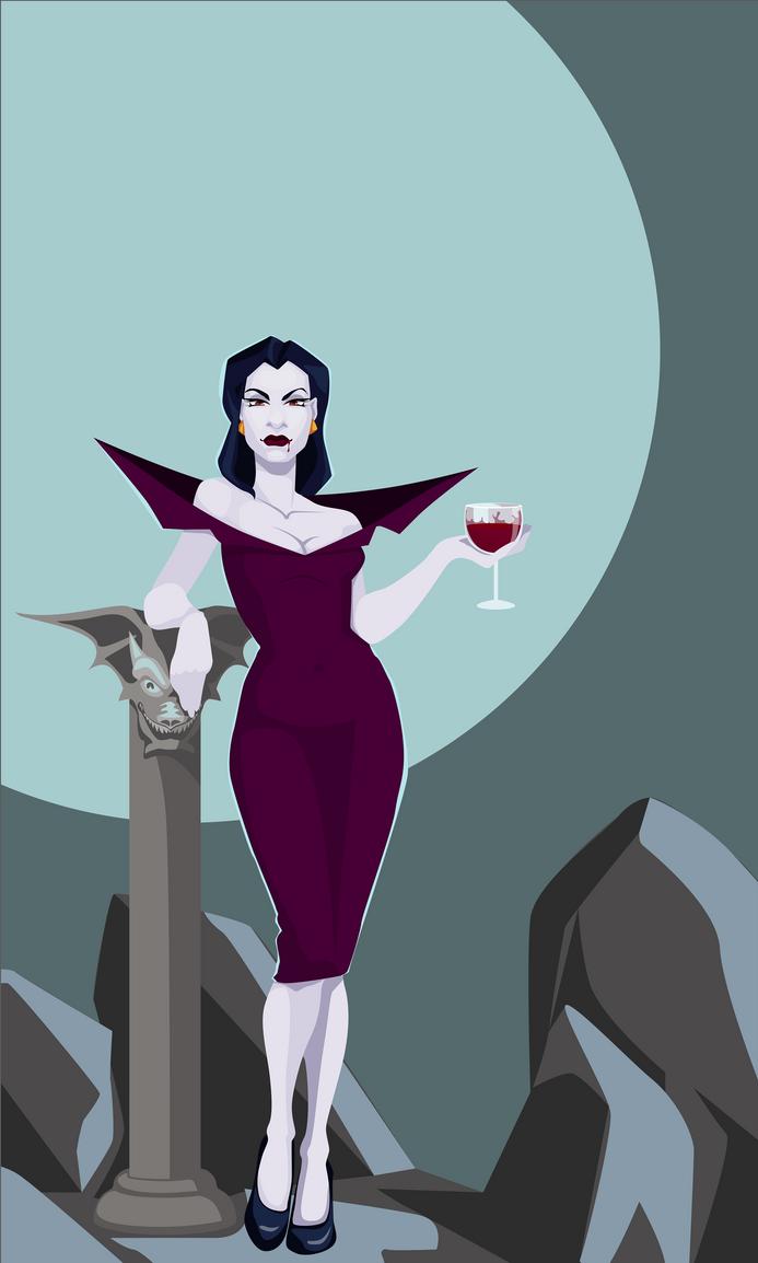 Vampire by Lutessius