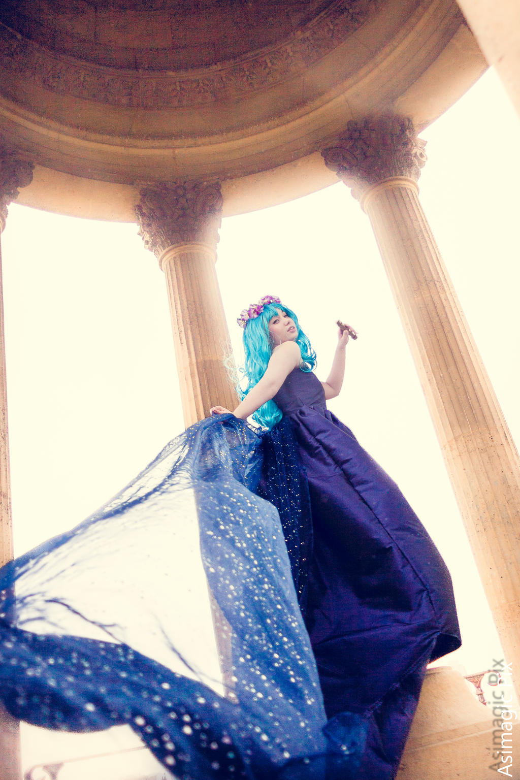 Sheryl Nome Diamond Crevasse by Stef-cosplay