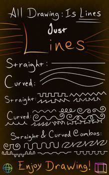 Drawing is Just Lines Tutorial