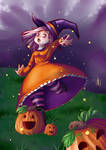 Why can't it be Halloween? -_-