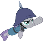 Maud Pie Flying
