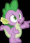 Spike Concerned
