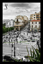 Arcades - Constantine - Algeria by Skander-BENMOHAMMED