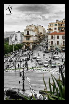 Arcades - Constantine - Algeria