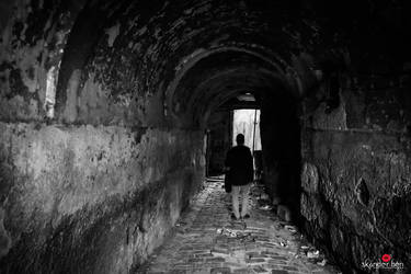 Dans les ddales de la Souika (5) by Skander-BENMOHAMMED