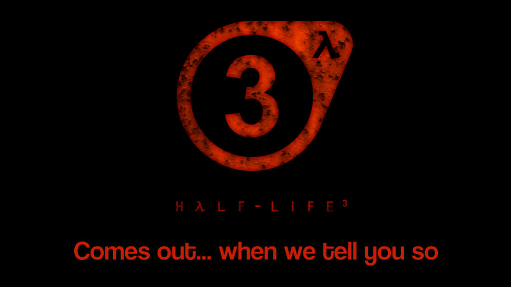 Half Life 3 Teaser Wallpaper By Pokermask On Deviantart
