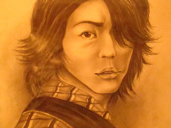 Kazuya Kamenashi by Kaimona