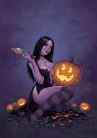 Happy Halloween by MattDixon