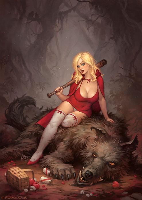 Red's Revenge by MattDixon