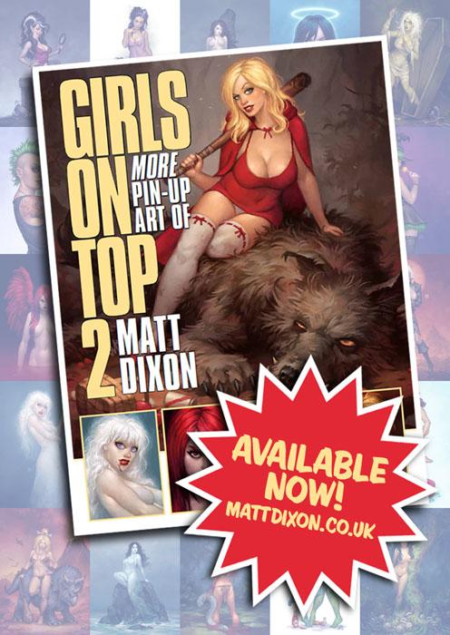 Girls on Top 2 by MattDixon
