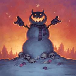 Snowman by MattDixon