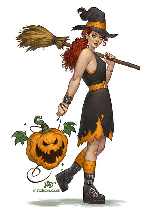 Penelope's Pumpkin by MattDixon