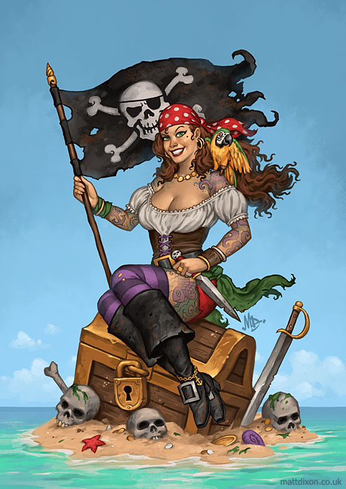 island gay Pirate