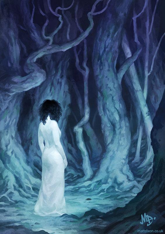 The Blue Wood by MattDixon