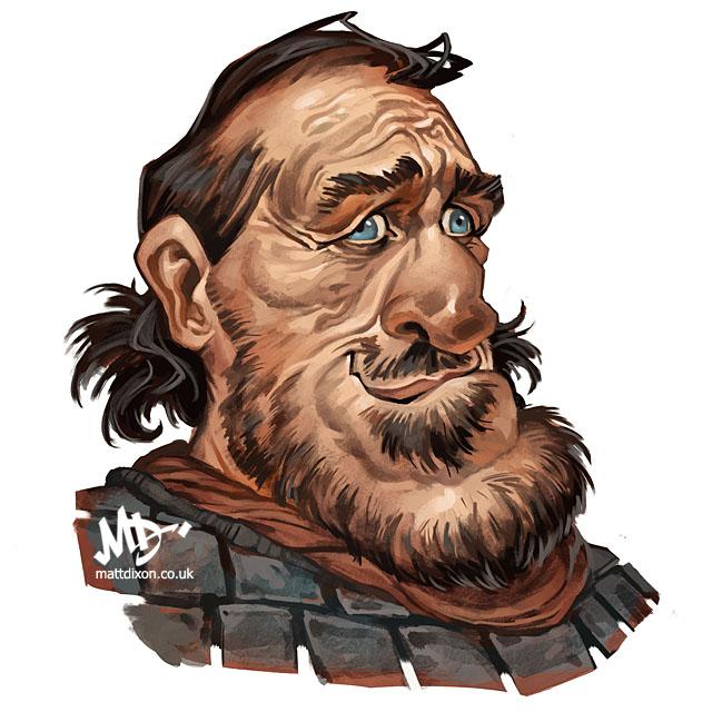 Bronn by MattDixon