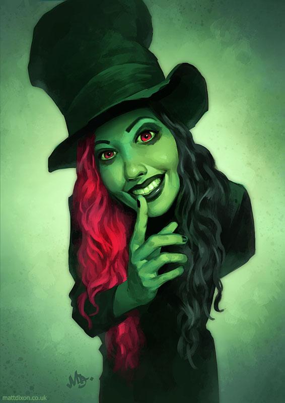 Top Ash Costello / Marilyn Manson by MattDixon on DeviantArt SA75