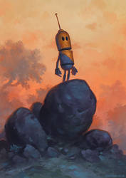 Sentinel by MattDixon