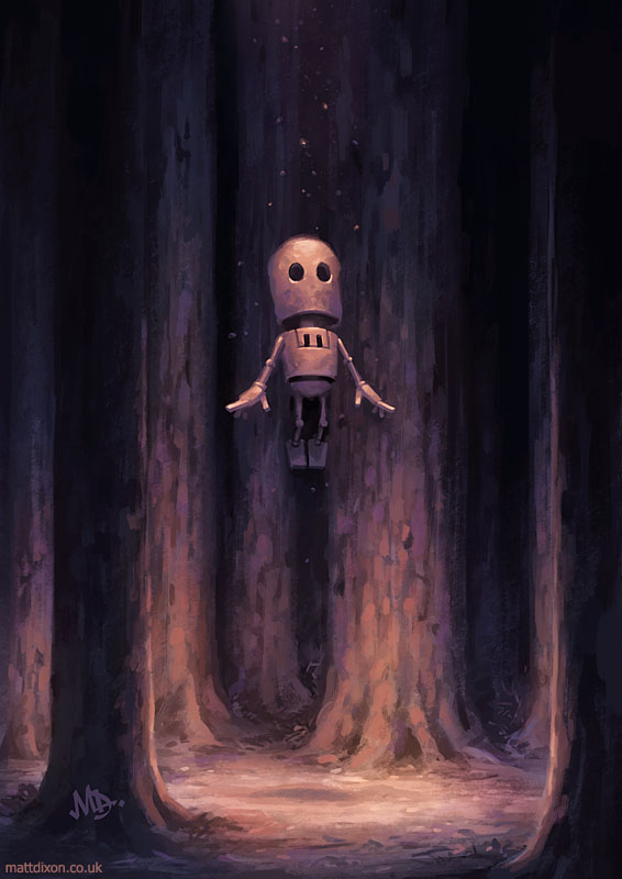 Wanderlust by MattDixon